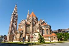 Le dos de l'église votive photo libre de droits