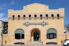 Le Dr. Pepper Museum et institut de libre entreprise Image libre de droits