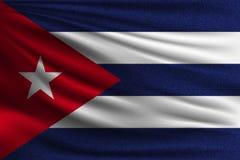 Le drapeau national illustration de vecteur