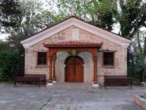 Le ` du SAINT ZOSIM de ` d'église dans Sozopol Image stock
