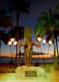 Le duc @ coucher du soleil Image libre de droits