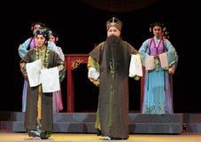 """Le duc et l'opéra Duchesse-riche et influent de famille-Jiangxi """"Red le  de pearl†Image stock"""