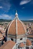 Le Dumo à Florence Photographie stock libre de droits