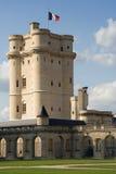 Le Dungeon du château de Vincennes Photographie stock libre de droits