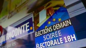 Le elezioni domani li vederanno sul canale televisivo di BFM video d archivio