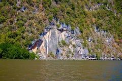 Île en baie de Phang Nga, Phang Nga, Thaïlande Photo stock