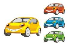 le för bil royaltyfri illustrationer