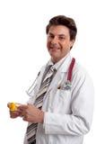 le för doktorsmedicin royaltyfri foto