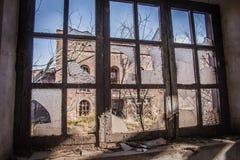 Le facilità antiche hanno abbandonato le miniere di Alquife Immagini Stock Libere da Diritti
