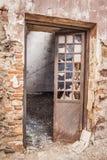 Le facilità antiche hanno abbandonato le miniere di Alquife Fotografie Stock