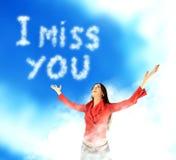 Le falto mensaje en cielo