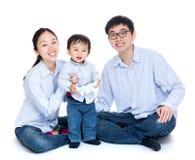 Le familj arkivfoton