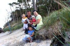 Le famille Image libre de droits