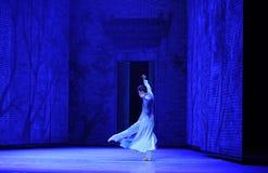 Le fantôme de l'étape d'opéra Images libres de droits