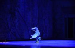 Le fantôme de l'étape d'opéra Images stock