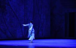 Le fantôme de l'étape d'opéra Image libre de droits