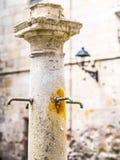 Le Felip Neri Fountain Image libre de droits