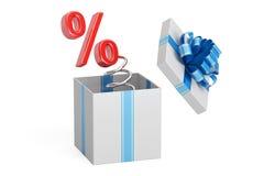 Le feste concetto di vendita e scontano Simbolo Jack delle percentuali nel G illustrazione di stock