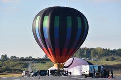 Le festival 2016 chaud de ballon à air d'Adirondack Photo libre de droits