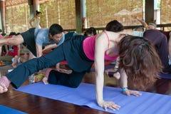 Festival 2013 d'esprit de Bali. Image libre de droits