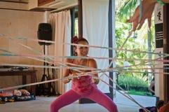 Festival 2013 d'esprit de Bali. Images stock