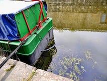 Le festival de canal de Leeds Liverpool chez Burnley Lancashire Photographie stock