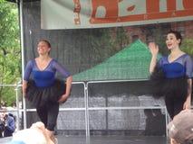 Le festival 31 de danse de 2013 danses Image stock