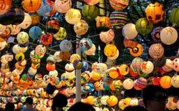 Le festival 2018 de lanterne à Taïwan Photo stock