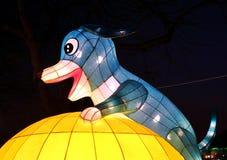 Le festival 2018 de lanterne à Taïwan Photos stock