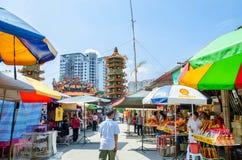 Le festival de neuf dieux d'empereur dans Ampang Image libre de droits