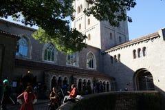 Le festival 2015 médiéval à la partie 16 de parc de Tryon de fort Photos libres de droits