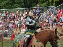 2016 le festival médiéval 37 Images libres de droits