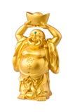 Le fet buddha staty Fotografering för Bildbyråer