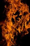 Le feu à 4000ths d'une seconde Photographie stock libre de droits