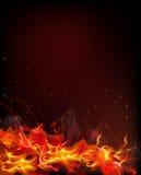 Le feu Photographie stock libre de droits