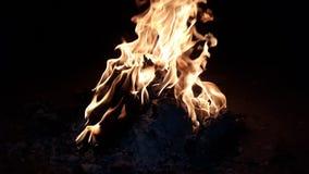 Le feu et x28 ; Aghun& x29 ; Photo stock