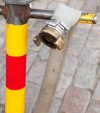 Le feu Hidrant Images libres de droits