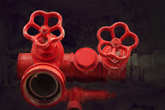 Le feu Hidrant Photo stock