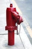 Le feu Hidrant Image libre de droits