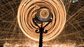 Le feu POI Image stock