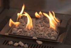 Le fiamme senza fine dell'introduzione sul mercato immagini stock libere da diritti