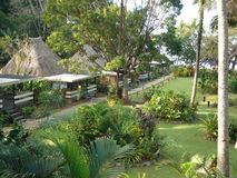 Le Fiji Bure #1 photographie stock libre de droits
