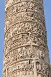 Le fléau de Trajan, Rome images stock