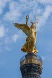 Le fléau de victoire - Berlin image stock