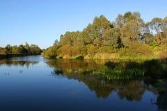 Le fleuve Photo libre de droits