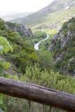 Le fleuve Photographie stock