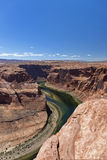Le fleuve Colorado Photo stock
