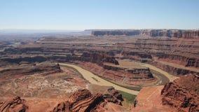 Le fleuve Colorado Image stock