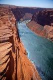 Le fleuve Colorado Photographie stock libre de droits