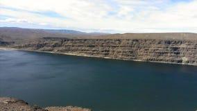 Le fleuve Columbia Photos libres de droits